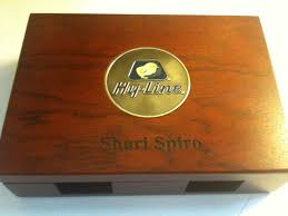 box personalized custom wooden card boxes admagic