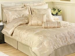 Damask Comforter Sets Gold Damask Bedding Better Homes And Gardens 7 Piece Bedding