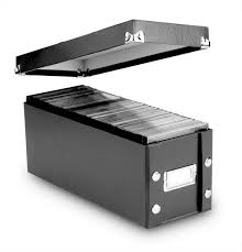 dvd storage cd storage boxes bins u0026 crates storables