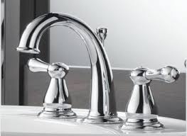 Two Handle Widespread Lavatory Faucet Bathroom Faucet Realie Org