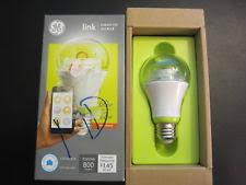 ge link light bulb ge link 60 watt equivalent soft 2700k a19 connected home led light