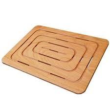 tappeti doccia pedana doccia antiscivolo 79x56 in multistrato marino per piatti