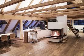 Schlafzimmer Mit Holzdecke Einrichten Renovierungsprojekt Dachbodenausbau Mit Splitlevel Eine