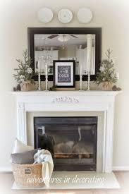 fireplace mantel decor ideas home 1000 ideas about fireplace mantel decorations on pinterest classic