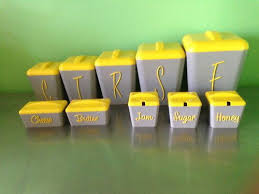 retro kitchen canisters set 27 best vtg kitchen ware images on vintage