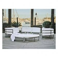 White Patio Furniture Sets Stainless Steel Patio Furniture Sets Foter