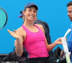 Jo Bench Age Johanna Konta Ready For Australian Open 2017 As She Compares