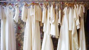 taking your shopping for wedding dresses is a big mistake