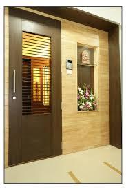 Safety Door Design For Flats