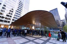 Home Design Apple Store by Chicago U0027s Apple Store Has A Falling Ice Problem Fortune