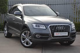 Audi Q5 65 Plate - used audi q5 tdi quattro s line plus 2014 for sale in watford