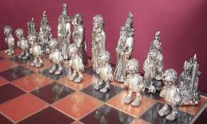 Best Chess Design Coolest Chess Sets Best Home Interior And Architecture Design