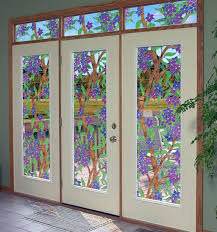 glass door tinting film stained glass home window film installation chicago il