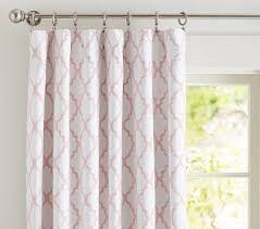 Light Pink Window Curtains 15 Best Nursery Curtains Images On Pinterest Baby Nurserys
