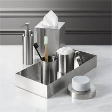 Stainless Steel Bath Accessories CB - Bathroom accessories design