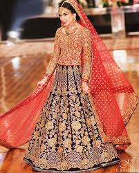 latest pakistani designer bridal wedding dresses 2017 2018
