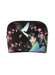 makeup bag disney mulan makeup bag hot topic