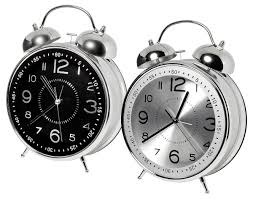 Old Fashioned Alarm Clocks Giant Twin Bell Alarm Clock Be Fabulous