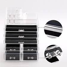 Makeup Bathroom Storage Bestrice Acrylic Makeup Organizer Jewelry Display Boxes Bathroom
