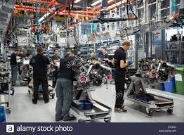 mercedes factory mercedes amg engine production factory in affalterbach germany