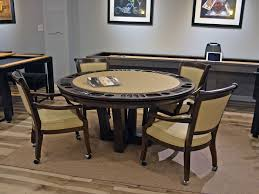 poker game table set california house city game table robbies billiards