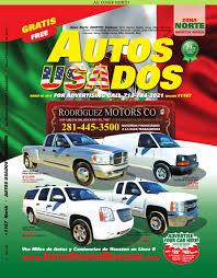 lexus usa usados autos usados magazine issuu