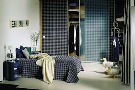 black color bedroom wall decorating for teens