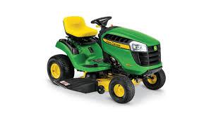 lawn tractors d110 series 19 hp john deere us