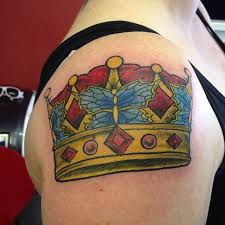 queen hat tattoo 55 best king and queen crown tattoo designs meanings 2018