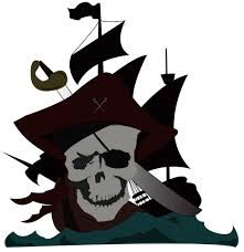 pirate bay logo by veiliz on deviantart