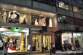 Wedding Dress Stores Wedding Gown Street All About Hong Kong
