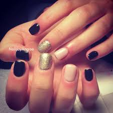 14 nail designs with dark colors every needs these 30 nail
