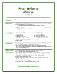 Best Resume Format Entry Level by Beginners Resume Examples Sample Resume123
