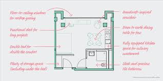 Carrie Bradshaw Apartment Floor Plan by Double U2013 Neon Wood