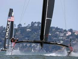 photos america u0027s cup boats are futuristic business insider