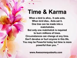 karma quote wallpaper awesome quotes time u0026 karma