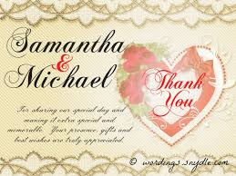wedding wishes note wedding thank you notes wordings and messages