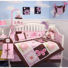 Pink Brown Crib Bedding Pink And Brown Crib Bedding All Modern Home Designs Camouflage