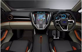 2018 2019 Subaru Viziv 7 Interior Automotive News 2018