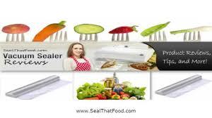 foodsaver v2460 vacuum sealer review youtube