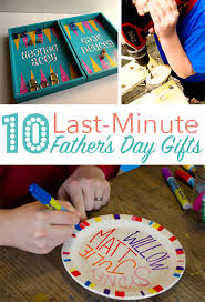 fathers day presents last minute s day gifts to make