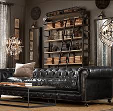 Sofa Restoration Restoration Hardware Leather Sofa Archives Design Intervention Diary
