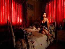 Red Curtains In Bedroom - bedroom amazing curtains in cukni com contemporary curtain designs