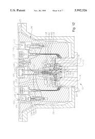patent us5992526 rov deployed tree cap for a subsea tree and