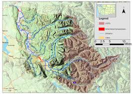 Washing State Map by Snoqualmie River Basin Tmdl Project Summary Page Washington