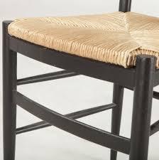 set of 2 london vintage wicker chair bottom style 16