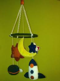 baby crib attachments mobile crib toys rocket sun planet mobile by