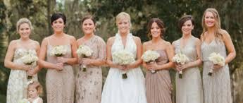 mix match bridesmaid dresses detail we adore mix n match bridesmaid dresses article photo