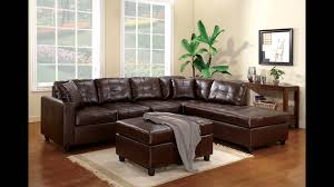 Leather Sectional Sofa Bed by Best Sofas For Your Choice Leather Sectional Sofa Youtube