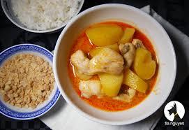cuisiner des joues de lotte joues de lotte au curry massaman cook expert magimix